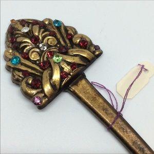 Vintage Boho Jeweled Romantic Hair Pin